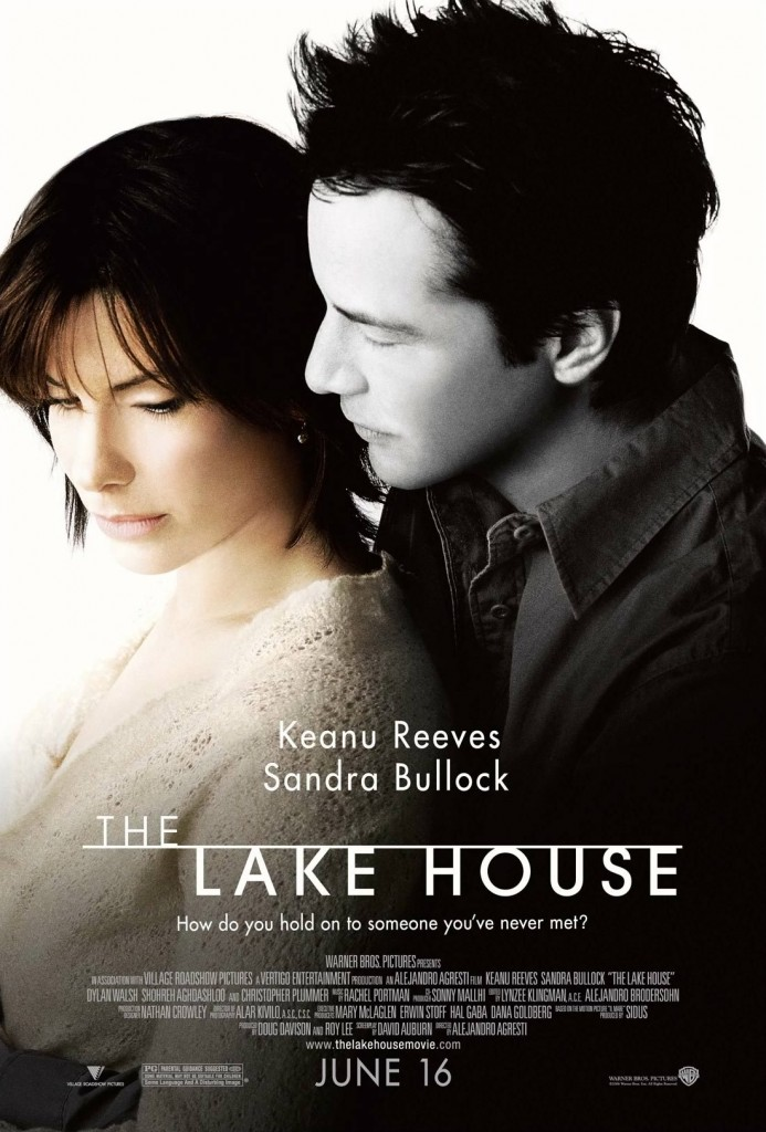 'The Lake House' poster