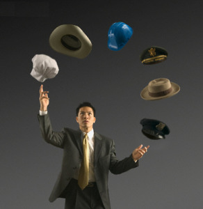 Juggling-Hats